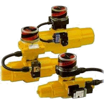 Industrial Valve With CATS Solenoid Valve Control