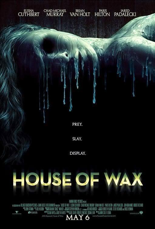 Ngôi Nhà Sáp - House Of Wax (2005)