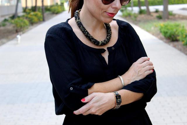 Black is Black - Blog My World Of Cloth