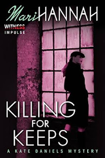 Killing for Keeps  cover