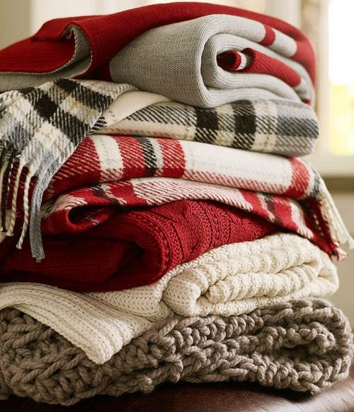 our Winter cozies