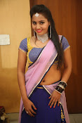 Neetha sizzling photo shoot in half saree-thumbnail-10