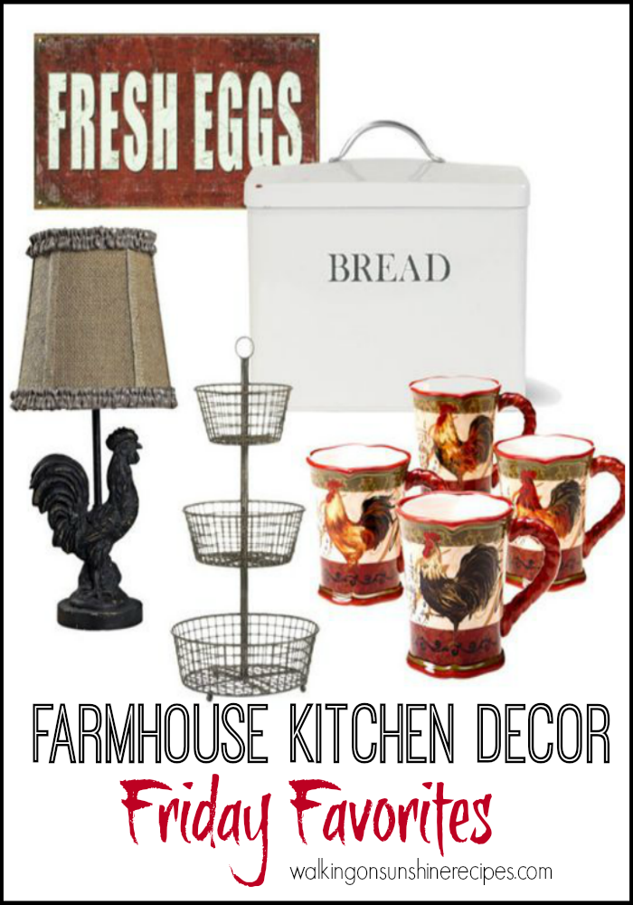 Farmhouse Decor Wish List