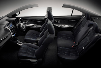 Foto Bagian Dalam Mobil Toyota Vios