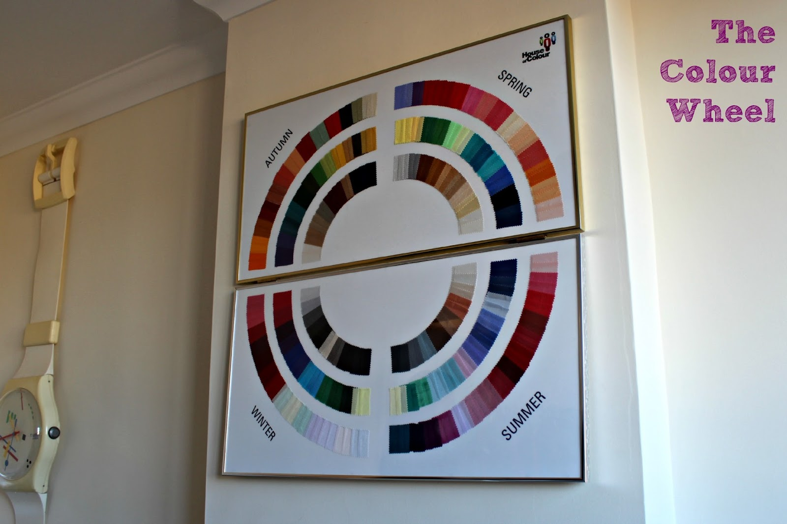 Beautiful ... Colour Consultant For The Exeter Area (sheu0027s Now Moved On To Totnes)  And She Was Really Lovely And Great At Explaining The Origins Of Colour  Matching ...