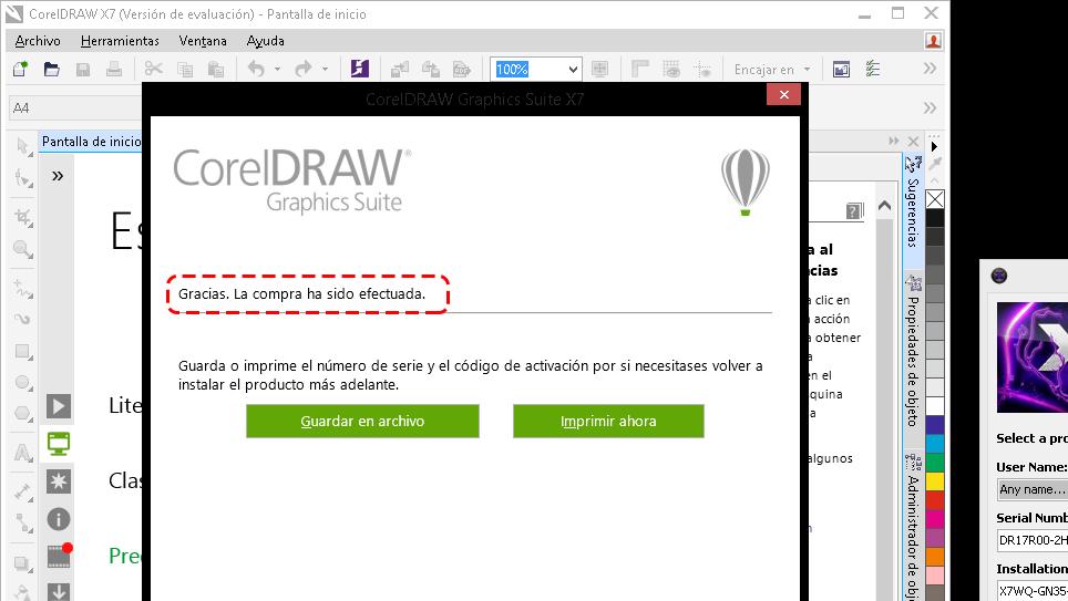 Informática para locos: Descargar Corel Draw Graphics X7 [Windows][32 ...