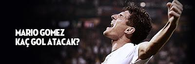 Mario Gomez Özel Bahisleri Beşiktaş