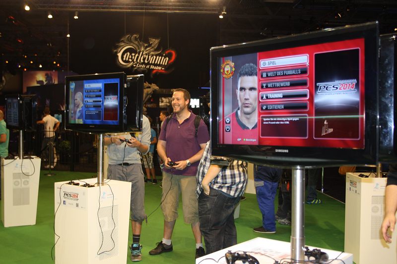 [Noticia] Resumen  Gamescom 2013 Pes 2014