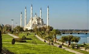 Sabancı Merkez Camii Adana
