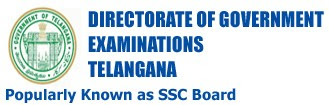 Guidelines for Conduct of TS SSC 2016 Annual Exams