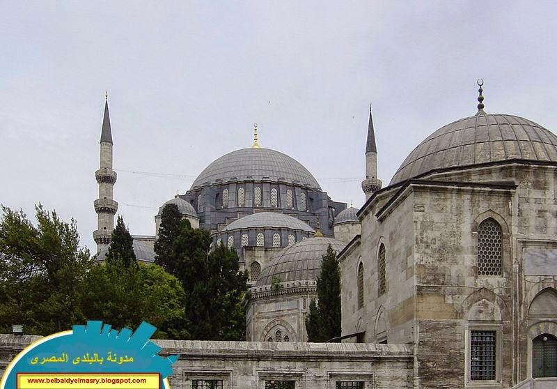 حمل شاشة توقف ثلاثية الابعاد لمسجد السليمانيه بسطنبول وتجول فى المسجد وكانك داخله مع معلومات عنه بحجم 3.47 ميجا بايت
