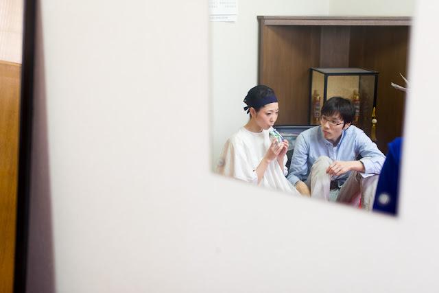 赤坂氷川神社での結婚式|準備編3|結婚式カメラマン斉藤幸城