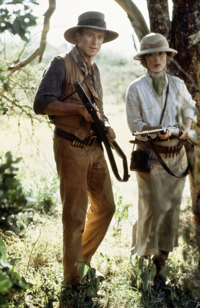 Safari Tapete Out Of Africa : Meryl Streep Out of Africa