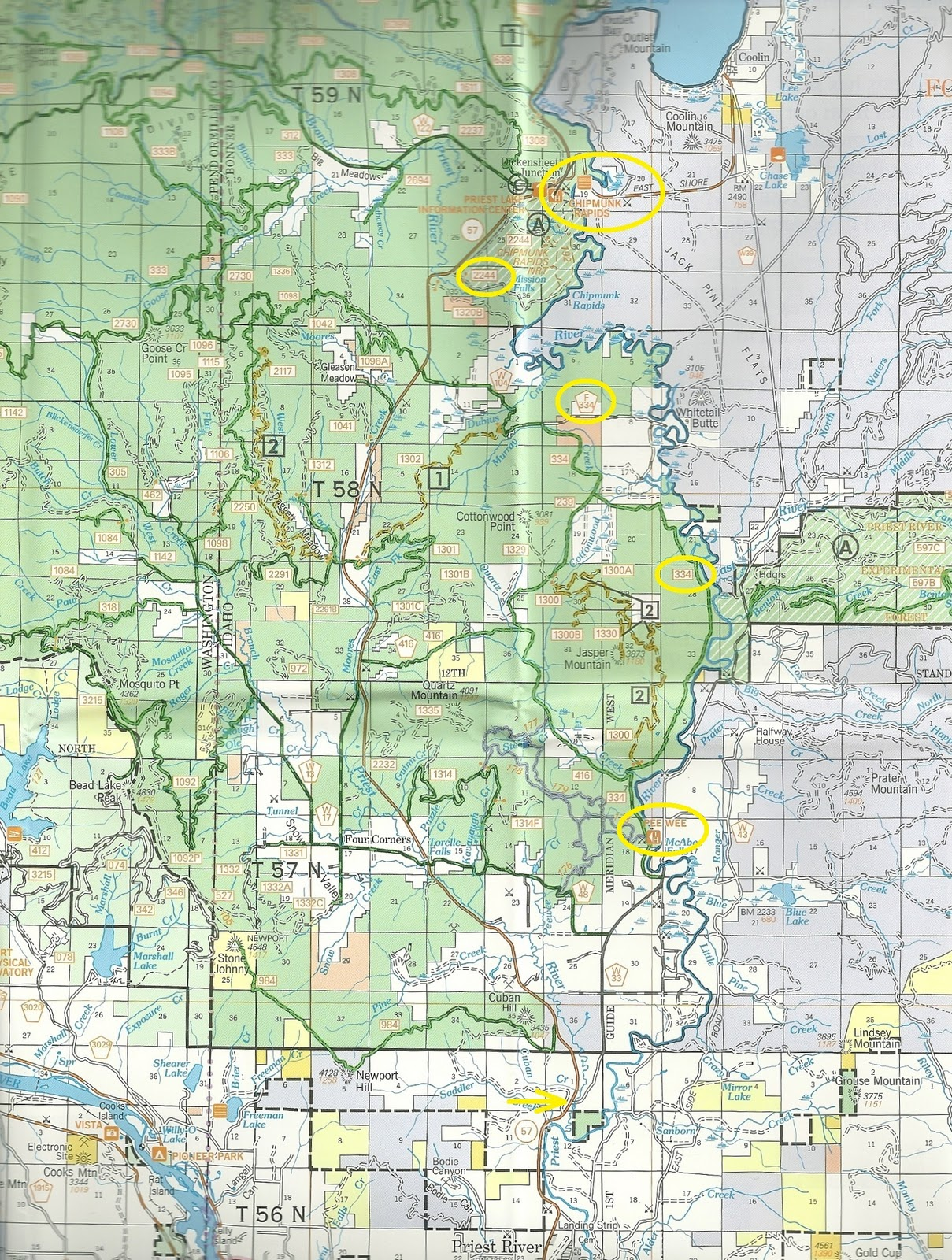Idaho fly fishers idaho montana fishing fly fishing for Montana out of state fishing license