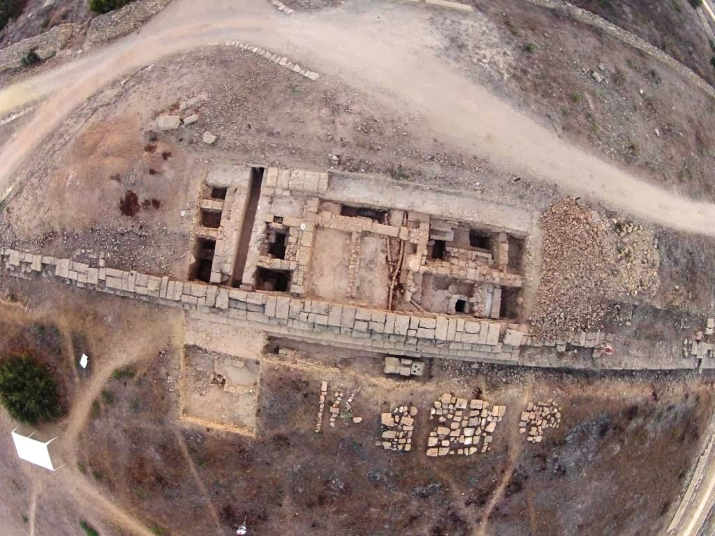 Excavations of the Paphos Agora Project 2013