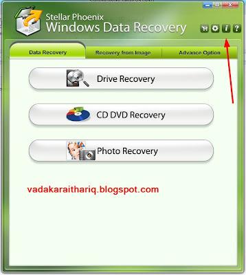 windows data rocovery