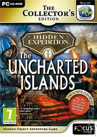Hidden Expedition The Uncharted Islands Collectors Edition PC Full