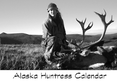 The 2016 Alaska Huntress Calendar is ready!