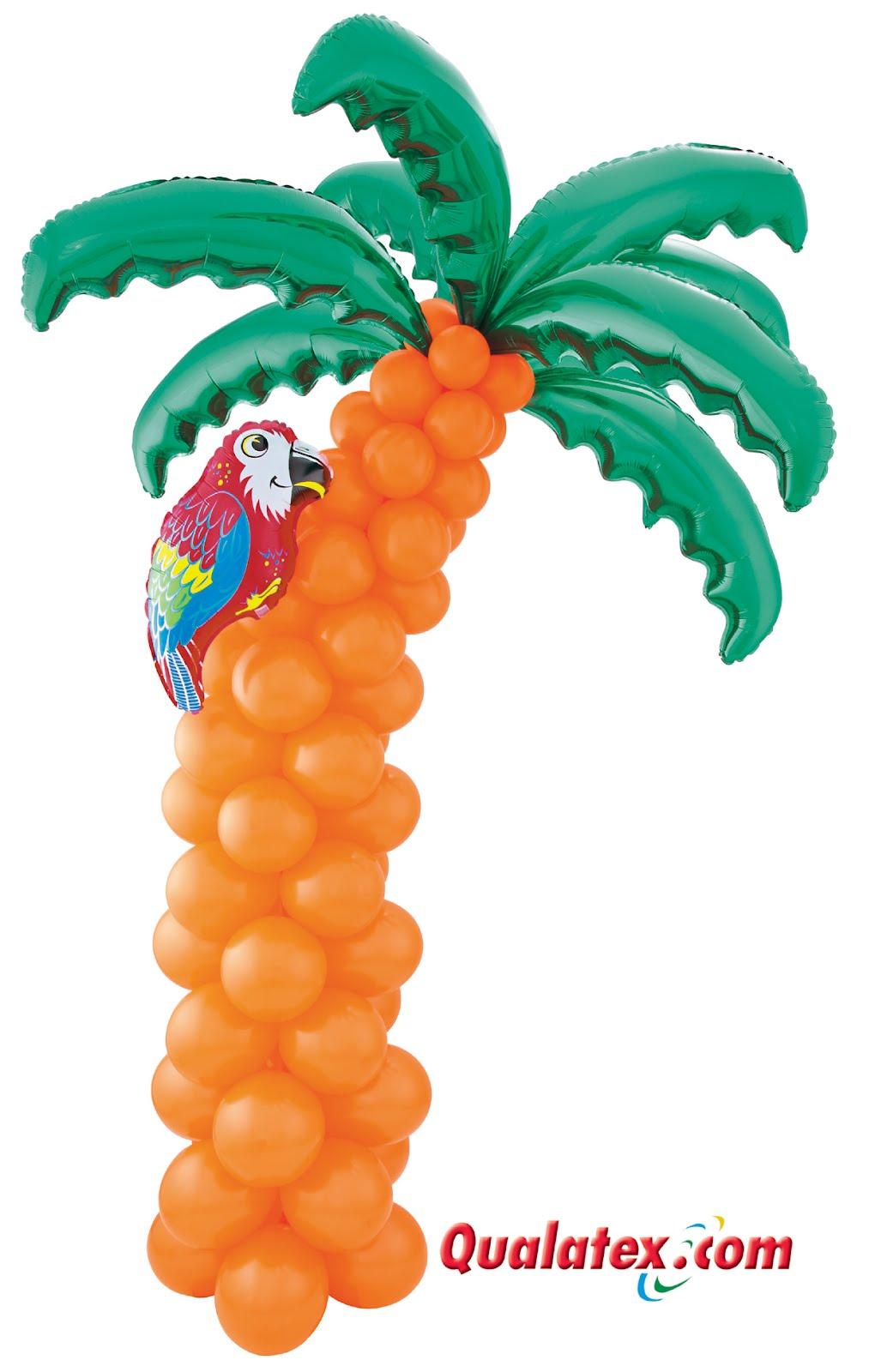 Decoraci n con globos para eventos y fiestas superglobos for Decoracion verano para jardin infantil