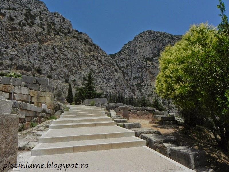 Drumul prin Delphi