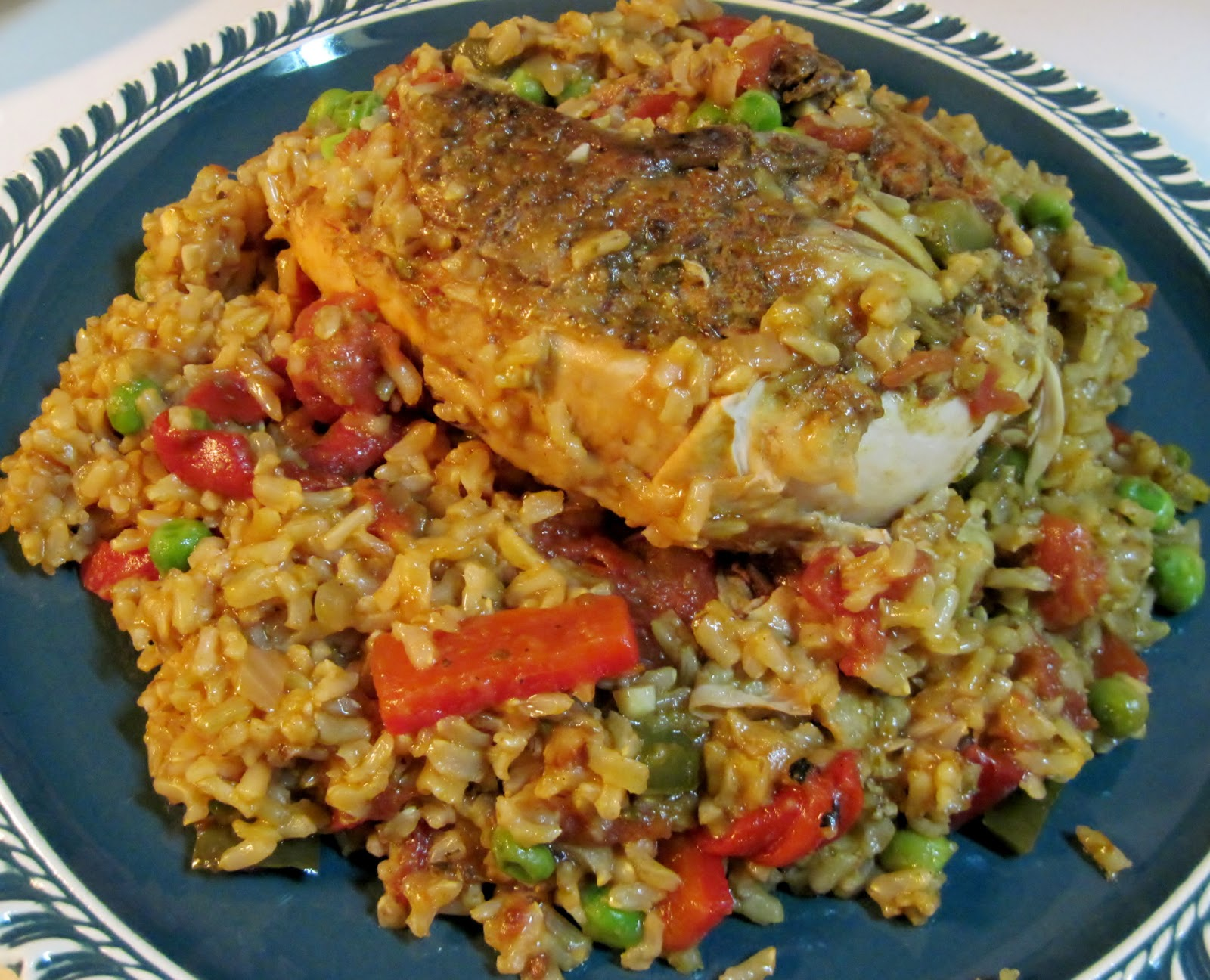 Carolina Sauce Company: Cuban Arroz con Pollo (Chicken & Rice)