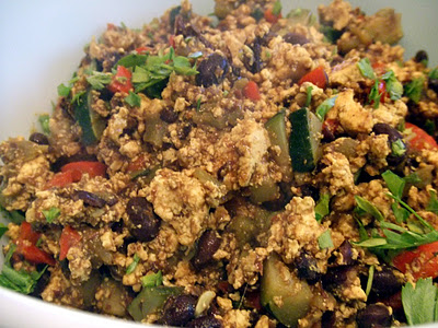 Vegetarian Mexican Tofu Scramble Recipes