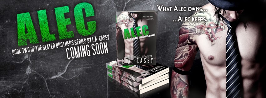 Cover Reveal: Alec by L.A. Casey