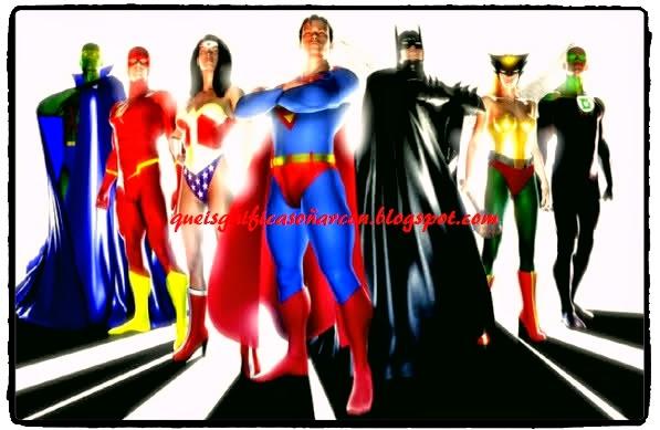 porque vemos superheroes en sueños