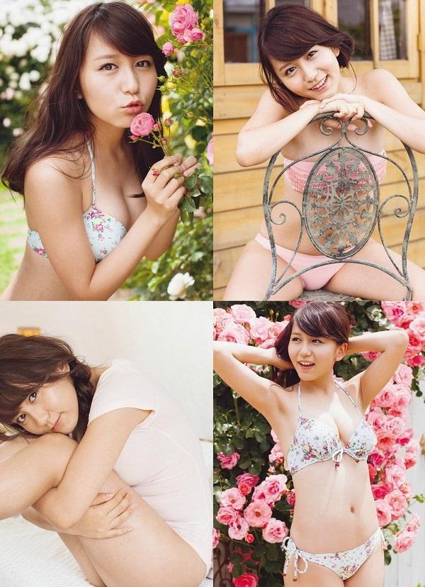 Ảnh gái đẹp HD diễn viên phim heo Miba Oba 1