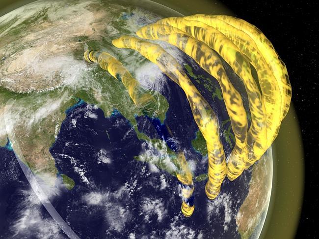 Scoperti giganteschi tunnel di plasma nella Magnetosfera terrestre!!! (video)