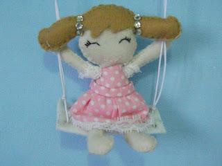 doll felt