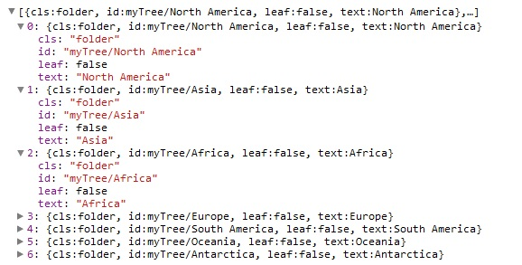 how to create a tree in java example