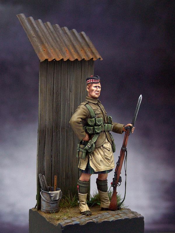 1 st Gordon Highlander 1914 - Tommy's War Gordon03resize