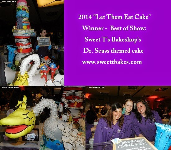 Philly Event Coverage: Cake Competition Recap