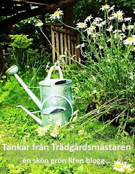 Trädgårdsbloggar indelade i zoner
