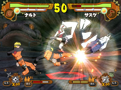 Download Naruto Ultimate Ninja 5 Gratis