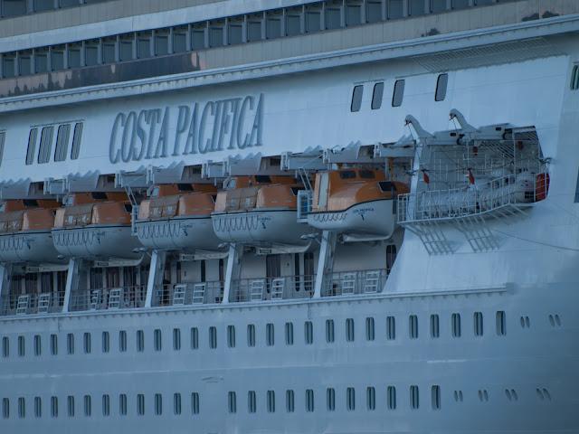 costa pacifica, costa cruceros, vigo