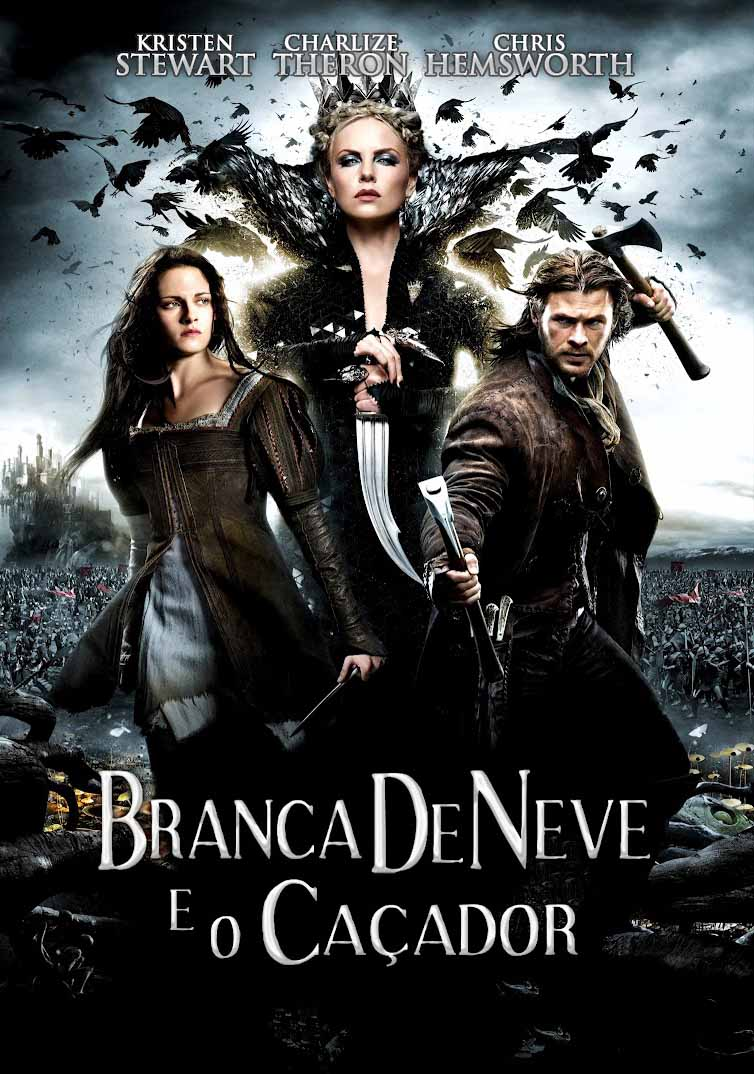 Branca de Neve e o Caçador Torrent - BluRay 720p/1080p Dual Áudio
