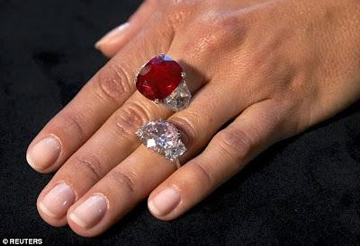 Batu akik termahal di dunia