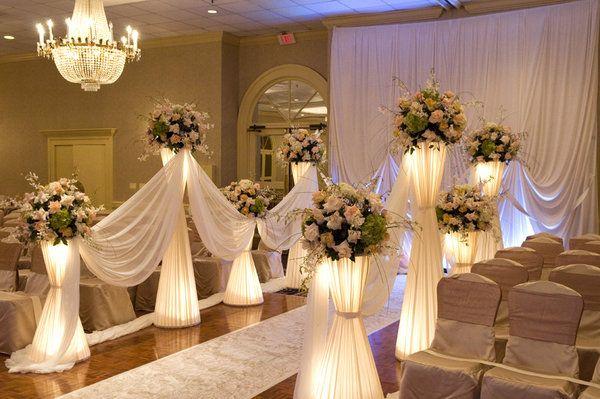 Decoracion Altar Iglesia ~  de bodas hispabodas com fotos la decoracion en las bodas 9335