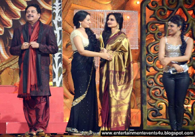 iifa awards 2012 rekha