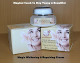 MAGIC REAPAIRING &amp; WHITENING CREAM