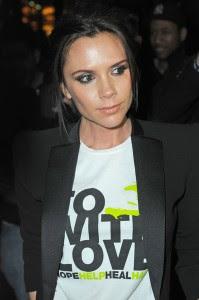 Victoria Beckham New Hairstyles