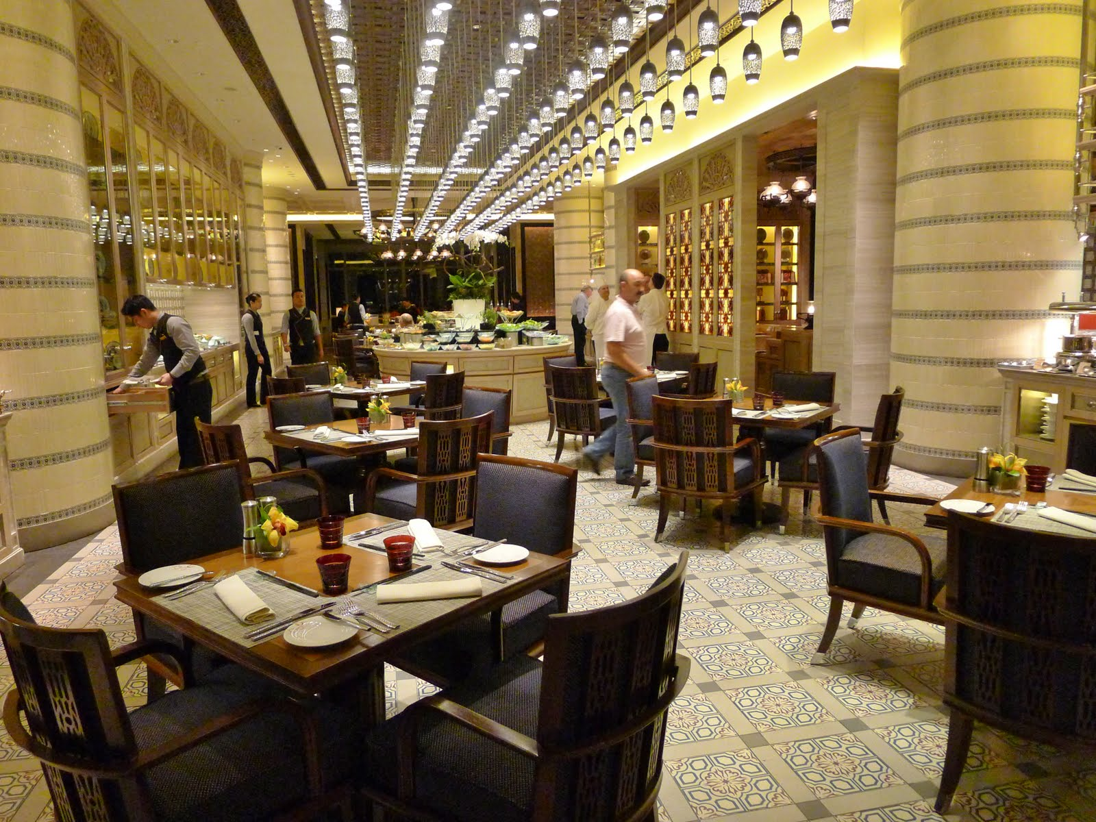 Image result for Mosaic Restaurant, Kuala Lumpur