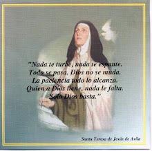 CONOCE A SANTA TERESA DE JESÚS