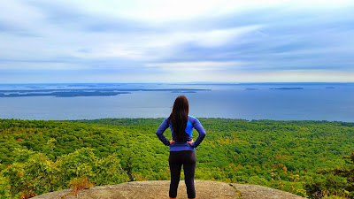 Bald Rock Trail- Camden, Maine- Travel the East