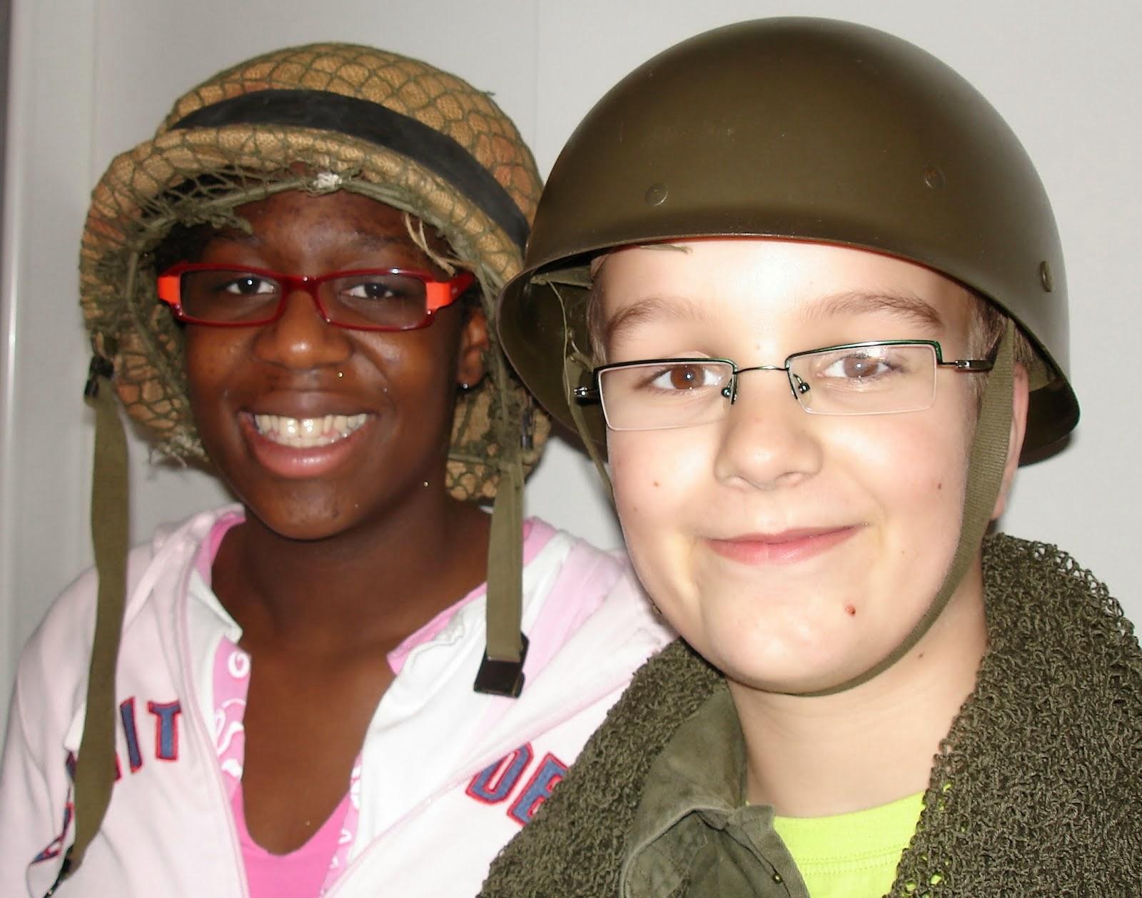 Broer en zus - foto 2008
