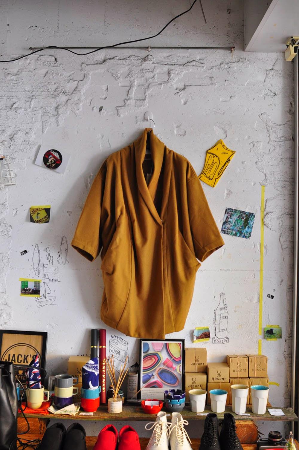 Reality Studio Xiong Coat Reality Studio Xiong Coat