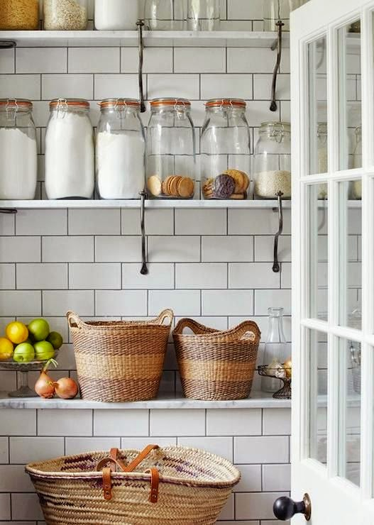 best stylish basket storage ideas