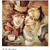[Disney] Selfies das personagens Disney!!